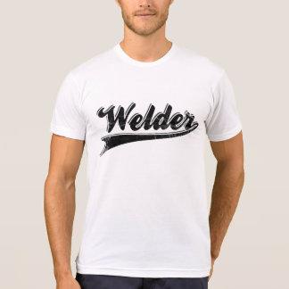 Camiseta O soldador