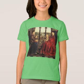 Camiseta O Virgin do chanceler Rolin daqui até janeiro