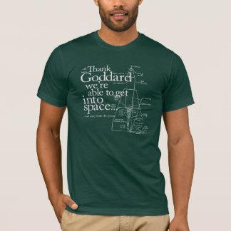Camiseta Obrigado Goddard