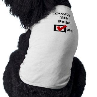 Camiseta Ocupe as votações!