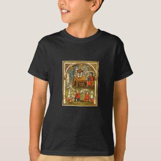 Camiseta Oficina medieval da alquimia