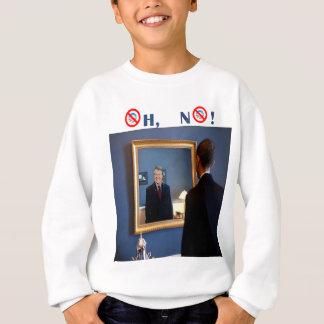 Camiseta Oh não! Jimmy Carter, mas mais rapidamente!