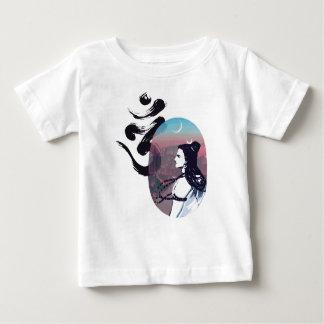 Camiseta Ohm de aumentação da lua