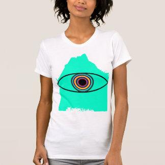 Camiseta Olho da montanha