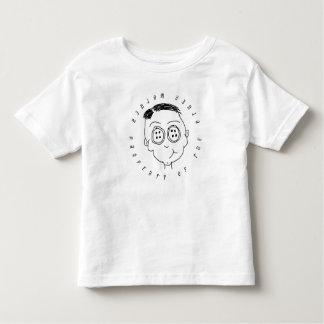 Camiseta Olhos do botão