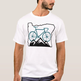 Camiseta Oregon Biking