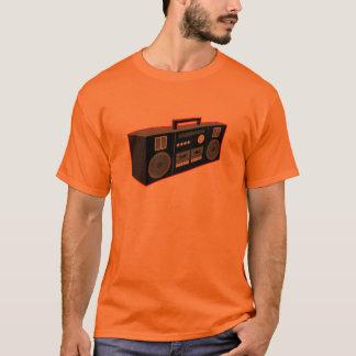 Camiseta os anos 80 Boombox