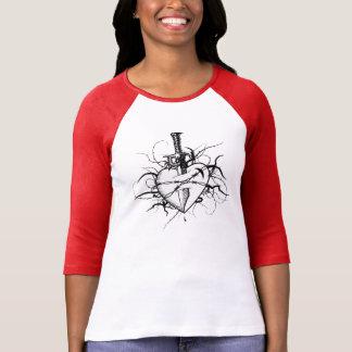 Camiseta Os danos do amor