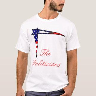 Camiseta Os políticos