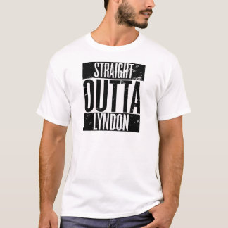 Camiseta Outta reto Lyndon (Louisville, Kentucky)