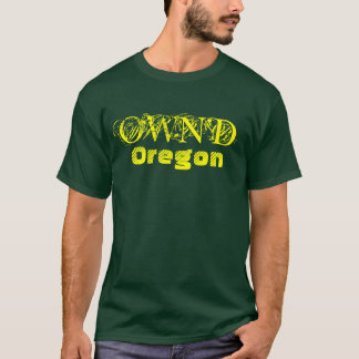 Camiseta OWN'D Oregon