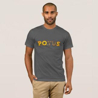 Camiseta P.P.O.S. Por do sol da democracia ultra