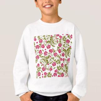 Camiseta padrão de flores