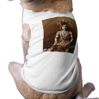 Camiseta Padre CA 1900 do cobra do Hopi
