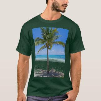 Camiseta Palmeira de Bahamas