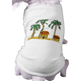 Camiseta Palmeiras e paraíso