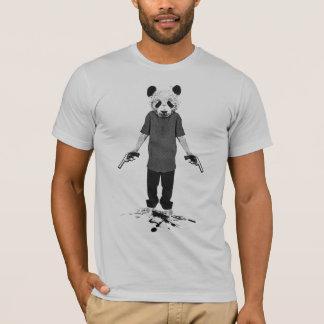 Camiseta Panda do assassino