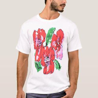 Camiseta papoila