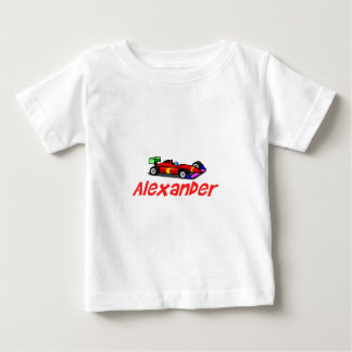 Camiseta Para Bebê Alexander