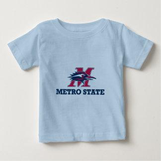 Camiseta Para Bebê Apoie sua faculdade ou universidade