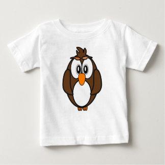 Camiseta Para Bebê coruja #2