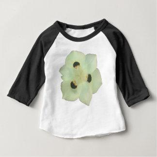 Camiseta Para Bebê Dietes bicolor - íris africana