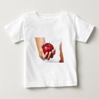 Camiseta Para Bebê Eu estou na dieta