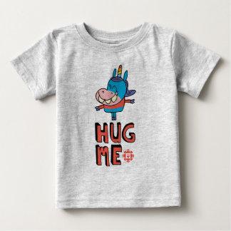 Camiseta Para Bebê Gary - abrace-me