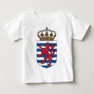 Camiseta Para Bebê luxembourg simboliza