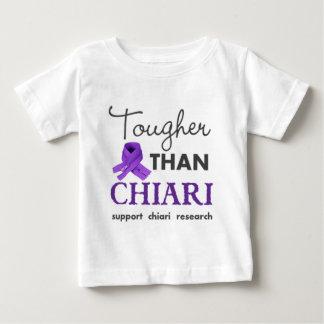 Camiseta Para Bebê Mais resistente do que Chiari