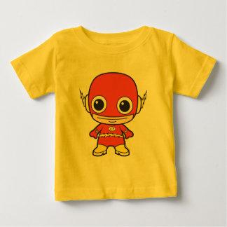 Camiseta Para Bebê Mini flash
