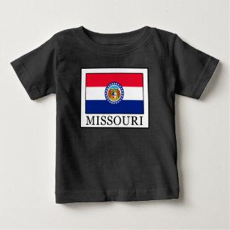 Camiseta Para Bebê Missouri