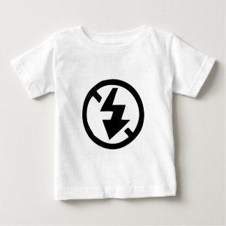 Camiseta Para Bebê Nenhuma fotografia instantânea