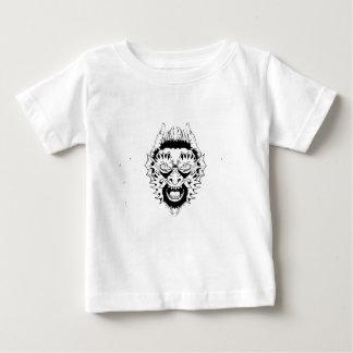 Camiseta Para Bebê Ninfa do diabo