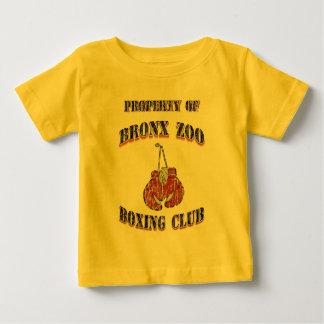 Camiseta Para Bebê No treinamento