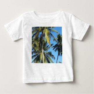 Camiseta Para Bebê Palmas de Maragogi