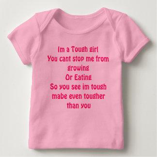 Camiseta Para Bebê Senhora resistente de Lil