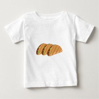 Camiseta Para Bebê Tacos