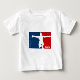 Camiseta Para Bebê Tailandês de Muay