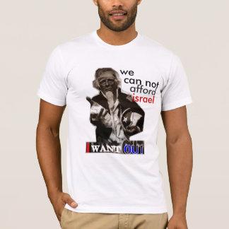 Camiseta parada do tio Sam