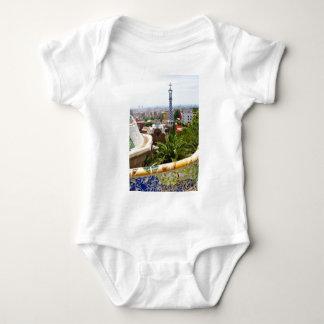 Camiseta Parque Guell em Barcelona, espanha