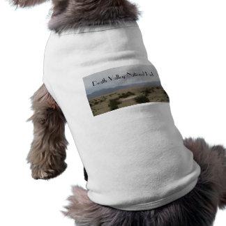 Camiseta Parque nacional de Vale da Morte