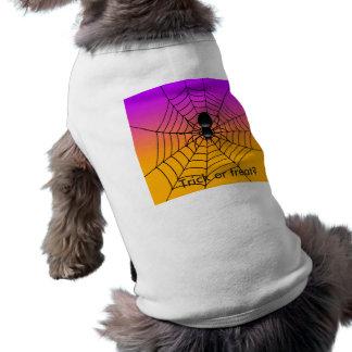 Camiseta Parte superior de tanque do cachorrinho do Dia das
