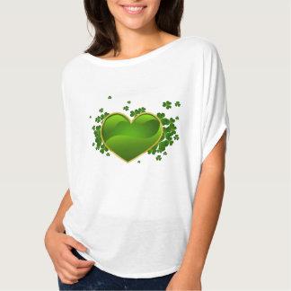 Camiseta Parte superior irlandesa de Ireland do céltico dos