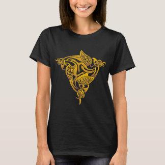 Camiseta Pássaro do céltico do ouro