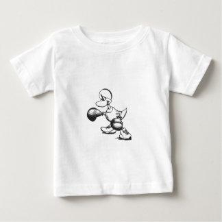 Camiseta Pato do encaixotamento - caneta