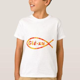 Camiseta Peixes de Giê-xu do vietnamita