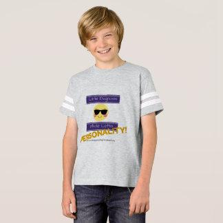Camiseta Personalidade inteira de Lotta