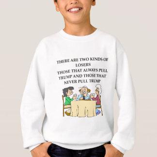 Camiseta piadas duplicadas da ponte