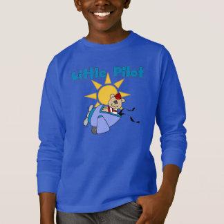Camiseta Piloto pequeno do urso